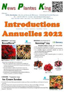 'Introduction' Graines (Semences) _ [Annuelles 2022]